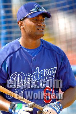Spring Training: Washington Nationals at Los Angeles Dodgers